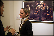 LOU PROUD;  Steven Meisel: Role Play - private view Phillips,, Berkeley Sq. London. 16 December 2014.