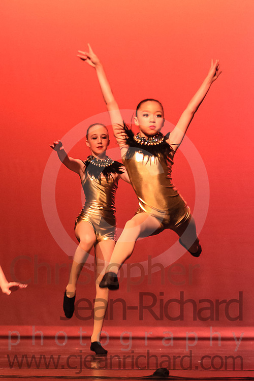 Students of the Payne Academy of Performing Arts in the final dress rehearsal for Cinderella and Diverse Works.<br /> 