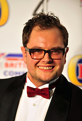 © Licensed to London News Pictures. 16/12/2011. London, England.Alan Carr attends the Channel 4 British Comedy Awards  in Wembley London .  Photo credit : ALAN ROXBOROUGH/LNP