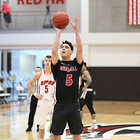 Men's Basketball: Ripon College Red Hawks vs. Grinnell College Pioneers