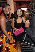 19 November-New York, NY: (L-R) Sabrina Thompson, Vice Chair, National Board of Directors, WEEN and Valiesha Butterfield-Jones, founder, WEEN(Women in Entertainment Empowerment) attends the 4th Annual WEEN (Women in Entertainment Empowerment Network) Awards held at Helen Mills Theater on November 19, 2014 in New York City.  (Terrence Jennings)