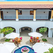 Casa del Mar Hotel. Los Cabos, Mexico.