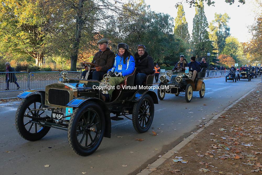 Norfolk Double-phaeton  1904    Driven By   Mr John Boothman, Bonhams London to Brigthon Veteran Car Run Supported by Hiscox,, 06/11/2016,