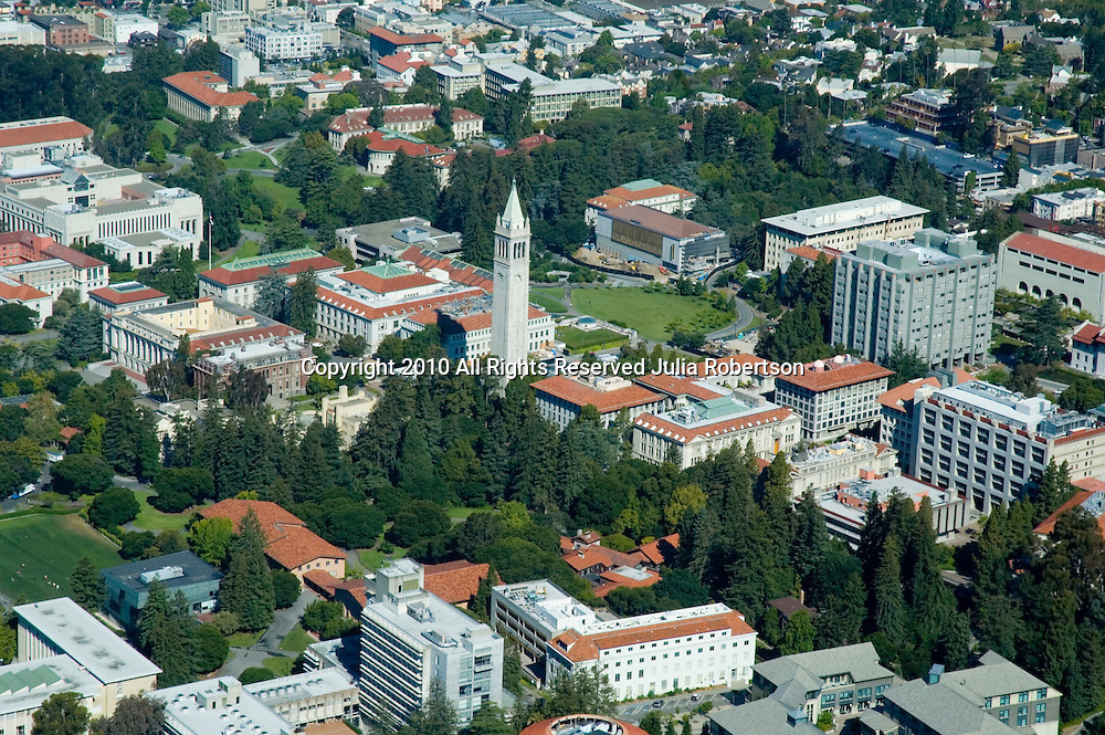 Aerial view of the <br />