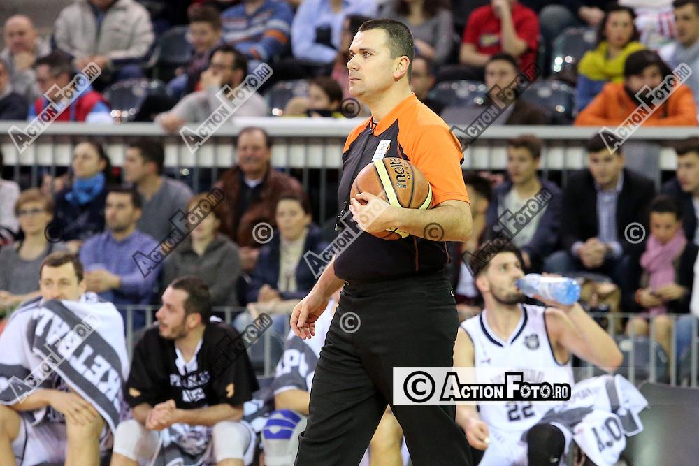 arbitrul Marius Ciulin