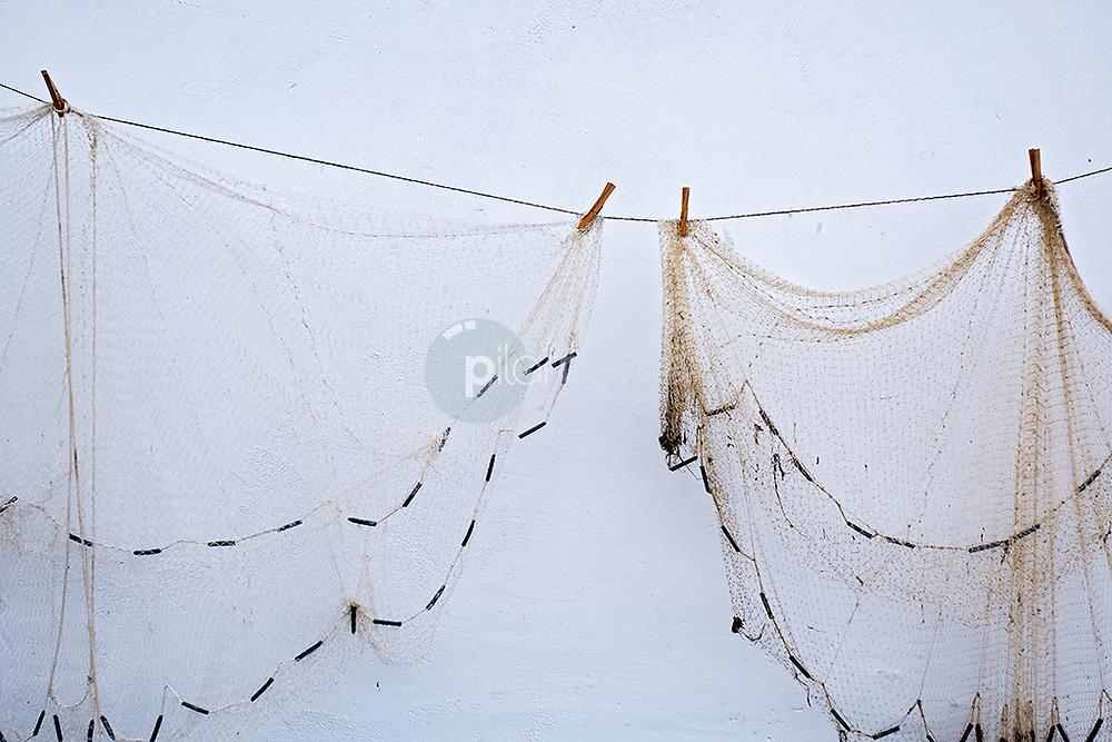Redes de pesca ©© Javier I. Sanchís / PILAR REVILLA