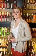 Ashley Christensen, owner of Fox Liquor Bar in Raleigh, NC.