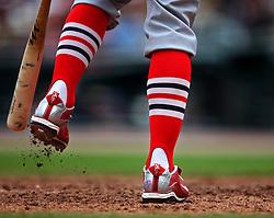 Brendan Ryan's socks, 2009