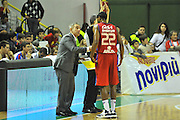 DESCRIZIONE : Casale Monferrato Lega A 2011-12 Novipiu Casale Monferrato Acea Roma<br /> GIOCATORE : Marco Crespi Mustafa Shakur<br /> SQUADRA :  Novipiu Casale Monferrato<br /> EVENTO : Campionato Lega A 2011-2012<br /> GARA : Novipiu Casale Monferrato Acea Roma<br /> DATA : 08/01/2012<br /> CATEGORIA : Curiosita Ritratto<br /> SPORT : Pallacanestro <br /> AUTORE : Agenzia Ciamillo-Castoria/ L.Goria<br /> Galleria : Lega Basket A 2011-2012<br /> Fotonotizia : Casale Monferrato Lega A 2011-12 Novipiu Casale Monferrato Acea Roma<br /> Predefinita :