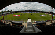 General Stadium view of the Mend-A-Hose Jungle ahead of Castleford Tigers vs St Helens in the Ladbrokes Challenge Cup match at the Mend-A-Hose Jungle, Castleford<br /> Picture by Stephen Gaunt/Focus Images Ltd +447904 833202