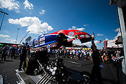April 22-24, 2016: NHRA 4 Wide Nationals: Robert Hight, Funny Car, Chevy
