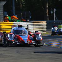 #48, IDEC Sport, Ligier JSP217-Gibson, LMP2, driven by: Paul Lafargue, Paul Loup Chatin, Memo Rojas, 24 Heures Du Mans  2018, , 16/06/2018,