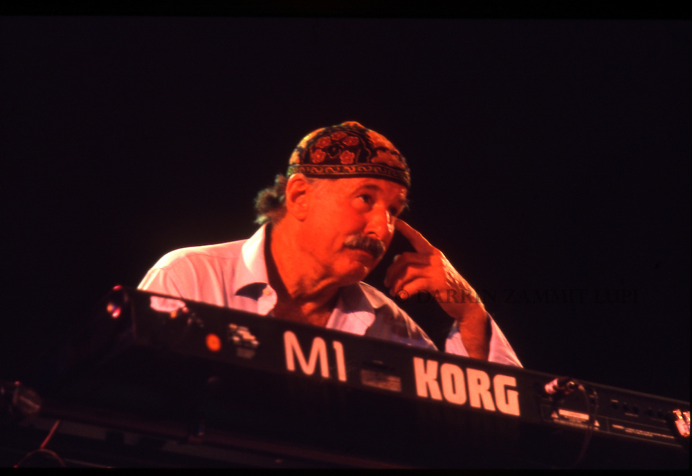 Joe Zawinul, 2000<br />