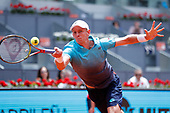 TENNIS - MUTUA MADRID OPEN 2018 - MEN 090518