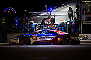 October 5-7, 2017: Motul Petit Le Mans 2017. 67 Ford Chip Ganassi Racing, Ford GT, Ryan Briscoe, Richard Westbrook, Scott Dixon