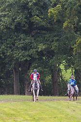 Tarek Tahner, (KSA), Easy Fontnoire - Endurance - Alltech FEI World Equestrian Games™ 2014 - Normandy, France.<br /> © Hippo Foto Team - Leanjo De Koster<br /> 25/06/14