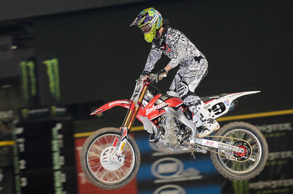 2012 AMA Supercross Series.Chase Field.Phoenix, Arizona.January 14, 2012