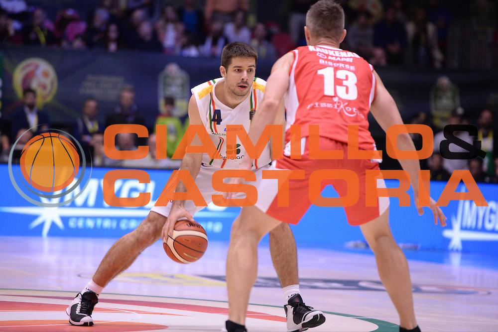 Tepic Milenko<br /> Grissin Bon Reggio Emilia - Betaland Capo D'Orlando  <br /> Poste Mobile Final Eight F8 2017 <br /> Lega Basket 2016/2017<br /> Rimini, 16/02/2017<br /> Foto Ciamillo-Castoria/M.Longo