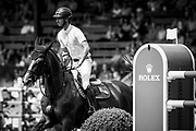 Steve GUERDAT (SUI) riding Flair during the World Equestrian Festival, CHIO of Aachen 2018, on July 13th to 22th, 2018 at Aachen - Aix la Chapelle, Germany - Photo Christophe Bricot / ProSportsImages / DPPI