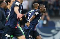 Joie PSG - Blaise Matuidi - 30.05.2015 - Auxerre / Paris Saint Germain - Finale Coupe de France<br />Photo : Andre Ferreira / Icon Sport