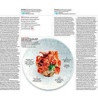 Four Seasons Magazine Feature on Australian food.