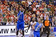 DESCRIZIONE : Milano Lega A 2013-14 EA7 Emporio Armani Milano  vs Banco di Sardegna Sassari playoff semifinali gara 1<br /> GIOCATORE : Thomas Omar Abdul<br /> CATEGORIA : rimbalzo<br /> SQUADRA : Banco di Sardegna Sassari<br /> EVENTO : Semifinale gara 1 playoff<br /> GARA : EA7 Emporio Armani Milano vs Banco di Sardegna Sassari gara1<br /> DATA : 30/05/2014<br /> SPORT : Pallacanestro <br /> AUTORE : Agenzia Ciamillo-Castoria/I.Mancini<br /> Galleria : Lega Basket A 2013-2014  <br /> Fotonotizia : Milano<br /> Lega A 2013-14 EA7 Emporio Armani Milano vs Banco di Sardegna Sassari playoff semifinale gara 1<br /> Predefinita :