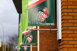 A general view of Welford Road, home to Leicester Tigers - Mandatory by-line: Robbie Stephenson/JMP - 03/11/2018 - RUGBY - Welford Road Stadium - Leicester, England - Leicester Tigers v Worcester Warriors - Gallagher Premiership Rugby