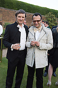 MARCOS LUTYENS; VADIM GRIGORIAN, Perdurity: A Moving Banquet of Time. Royal Salute curates a timeless evening at Hampton Court Palace with Marcos Lutyens, 2 June 2015.