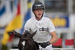 Bruynseels Niels, (BEL), Gancia de Muze<br /> Belgisch Kampioenschap Springen - Lanaken 2016<br /> © Hippo Foto - Dirk Caremans<br /> 15/09/16