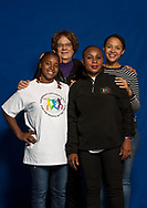 Molly Melching with Mariama Jallow, Mamie Drammeh and Anna Zoe Williams.<br /> Photo: Sofia Marcetic/World&rsquo;s Children&rsquo;s Prize<br /> <br /> Since the year 2000, 40,6 million children have learnt about their rights and democracy through the World&rsquo;s Children&rsquo;s Prize (WCP) program &ndash; the world&rsquo;s largest youth education initiative on human rights and democracy. They have been empowered to demand respect for their rights, and become change agents in their own communities and in their countries. Three global legends have got behind the WCP as patrons: Nelson Mandela, Malala Yousafzai, and Xanana Gusm&atilde;o. Other patrons include H.M. Queen Silvia of Sweden, Gra&ccedil;a Machel, and Desmond Tutu, .<br /> Learn more at http://worldschildrensprize.org