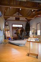 Model of submarine Turtle, Connecticut River Museum, Essex, CT