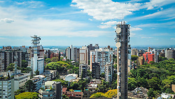 Capital passará a contar com nova legislação que dispõe sobre instalação de antenas de celular. FOTO: Jefferson Bernardes/ Agência Preview
