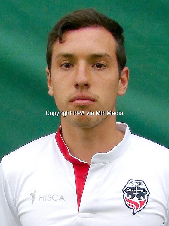 Colombia League - Liga Aguila 2015-2016 - <br /> Fortaleza Futbol Club  - Colombia / <br /> Sebastian Osorio