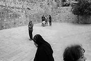 JERUSALEM,  - April 12:  General view on April 12, 2017 in JERUSALEM, Israel.  (Photo by Michael Bocchieri/Bocchieri Archive)