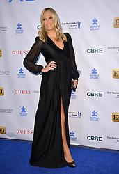 Molly Sims  bei der Autism Speaks La Vie En Blue Benefizgala in Burbank / 290916<br /> <br /> *** Autism Speaks La Vie En Blue Fashion Gala at Warner Bros. Studios, Burbank, USA, September 29, 2016 ***