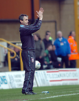 Photo: Kevin Poolman.<br /> <br /> Wolverhampton Wanderers v Southampton. Coca Cola Championship. 31/03/2007. Southampton manager George Burley.