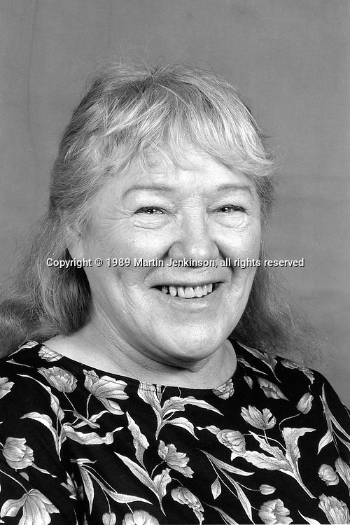 Margaret Barraclough, The Chuffinelles. Sheffield Popular Productions. 02-03-1989.