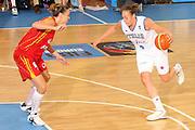 DESCRIZIONE : Ortona Italy Italia Eurobasket Women 2007 Italia Spagna Italy Spain <br /> GIOCATORE : Kathrin Ress <br /> SQUADRA : Nazionale Italia Donne Femminile <br /> EVENTO : Eurobasket Women 2007 Campionati Europei Donne 2007 <br /> GARA : Italia Spagna Italy Spain <br /> DATA : 29/09/2007 <br /> CATEGORIA : Penetrazione <br /> SPORT : Pallacanestro <br /> AUTORE : Agenzia Ciamillo-Castoria/E.Castoria <br /> Galleria : Eurobasket Women 2007 <br /> Fotonotizia : Ortona Italy Italia Eurobasket Women 2007 Italia Spagna Italy Spain <br /> Predefinita :