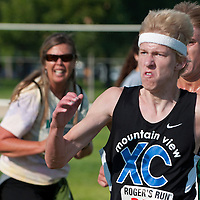 Cross Country - 2011 Roger Curran