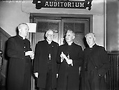 1956 - Most Reverend Dr Bishop Lucey of Cork