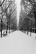 Paris blanc en noir PR427N
