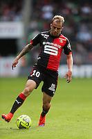 Kamil GROSICKI - 12.04.2015 - Rennes / Guingamp - 32eme journee de Ligue 1 <br /> Photo : Vincent Michel / Icon Sport