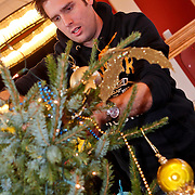 NLD/Amsterdam/20101208 - Skyradio Christmas Tree for Charity 2010, Nick & Simon, Nick Schilder