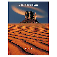 Led Zeppelin DVD Cover