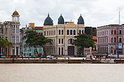 Recife_PE, Brasil..Casaroes historicos em Recife, Pernambuco..Historical old houses in Recife Pernambuco..Foto: JOAO MARCOS ROSA / NITRO