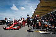 March 27-29, 2015: Malaysian Grand Prix - Sebastian Vettel (GER), Ferrari