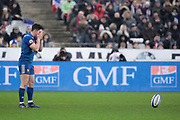 Anthony Belleau (FRA) gonna missed the penalty during the NatWest 6 Nations 2018 rugby union match between France and Ireland on February 3, 2018 at Stade de France in Saint-Denis, France - Photo Stephane Allaman / ProSportsImages / DPPI