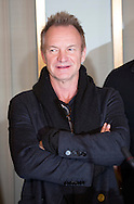 Oslo, 11-12-2016  <br /> <br /> Nobel Peace Concert artist press conference  at the Nobel Insitute .<br /> <br /> Conan O'Brien, Sting, Juanes, Icona Pop,Highasakite and Marcus &amp; Martinus<br /> <br /> Photo: STING<br /> <br /> COPYRIGHT ROYALPORTRAITS EUROPE/ BERNARD RUEBSAMEN