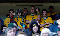 Photo: Jed Wee.<br />Sheffield United v Norwich City. Coca Cola Championship.<br />26/12/2005.<br />Norwich fans.