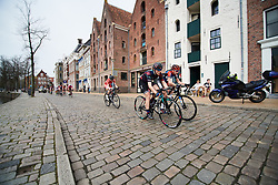 Tanja Erath (GER) at Healthy Ageing Tour 2018 - Stage 5, a 94.3 km road race in Groningen on April 8, 2018. Photo by Sean Robinson/Velofocus.com
